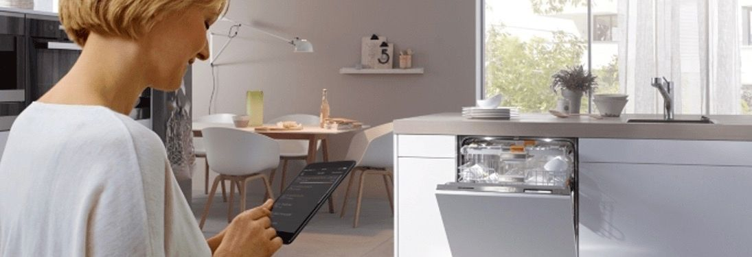 wifi dishwashers