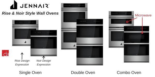 JennAir-Ovens