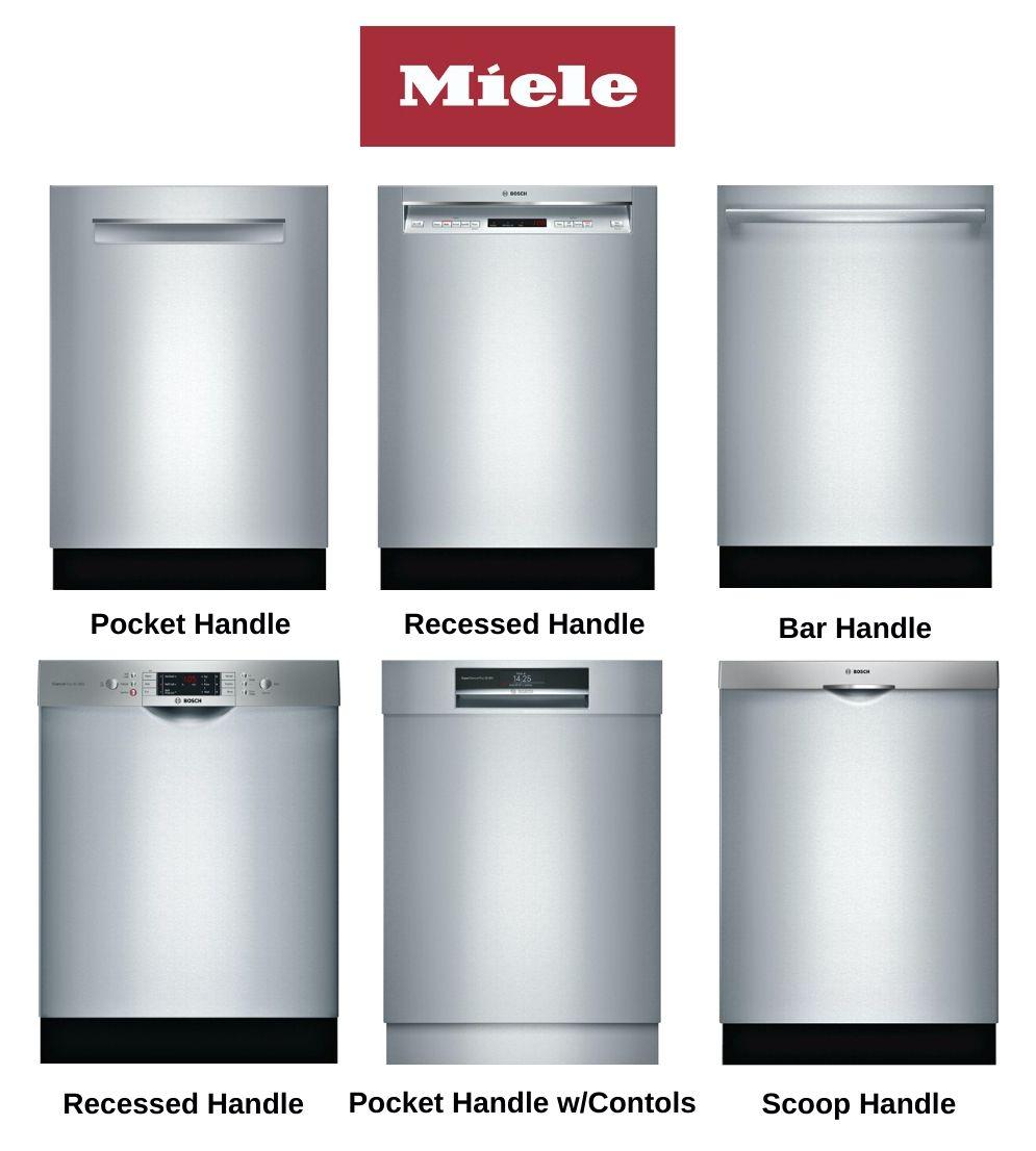 Miele-dishwasher-controls