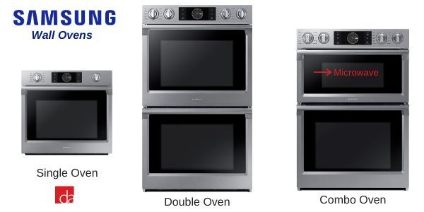 Samsung-Oven-Types