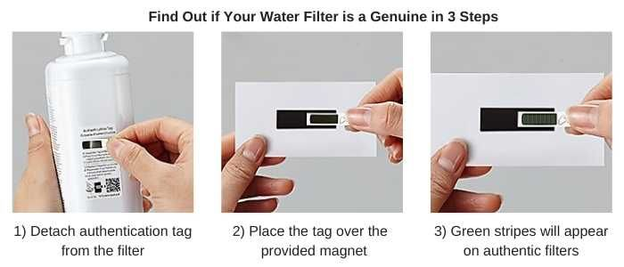 Samsung-Water-Filter-Authentication