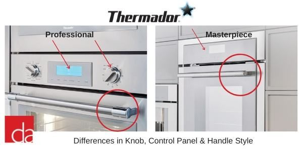 Thermador Professional and Masterpiece Wall Ovens