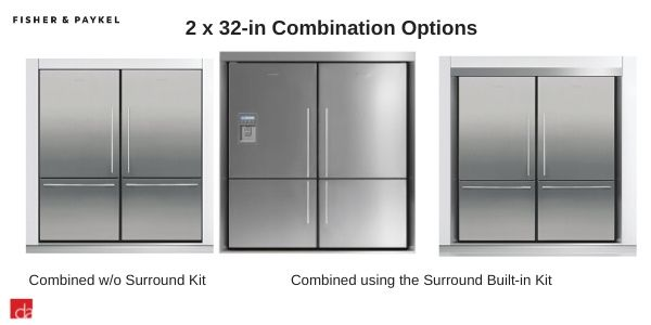 Fisher-Paykel-Refrigerator-Combined-Side-by-side