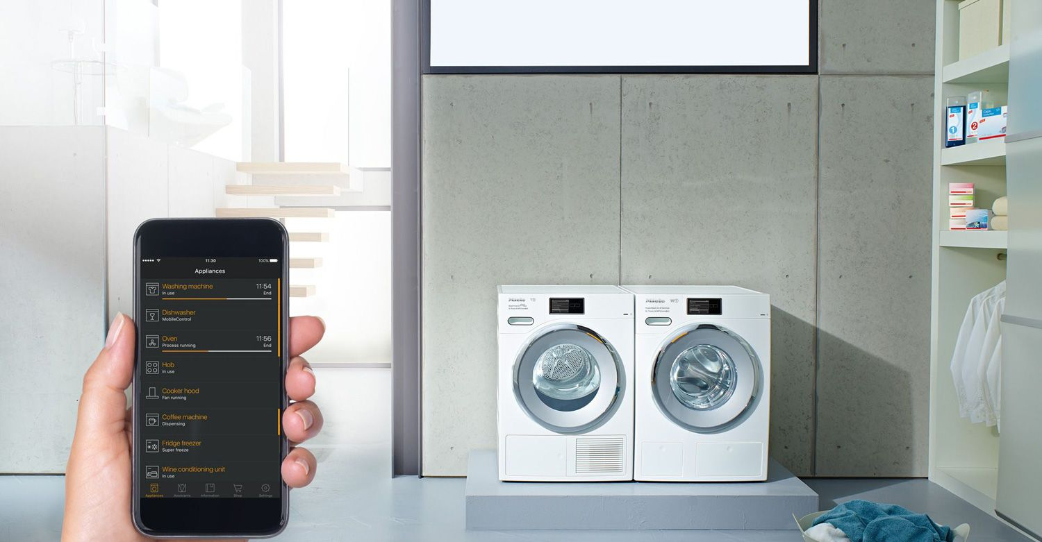 Miele-laundry-connectivity