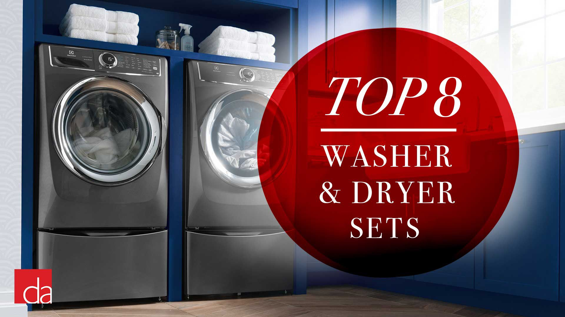 Best Washer And Dryer Top 8 Washer Dryer Sets Of 2020