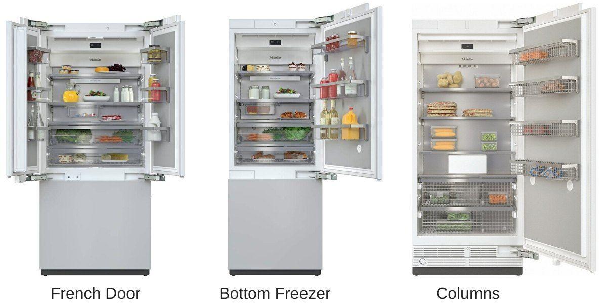 Miele-Refrigerator-Styles