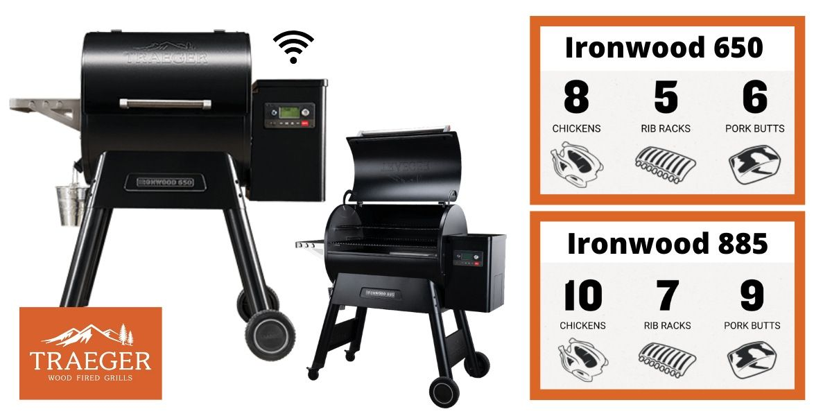 Traeger-Ironwood-Series-Grill