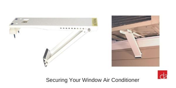 Window Air Conditioner Mounting Kit