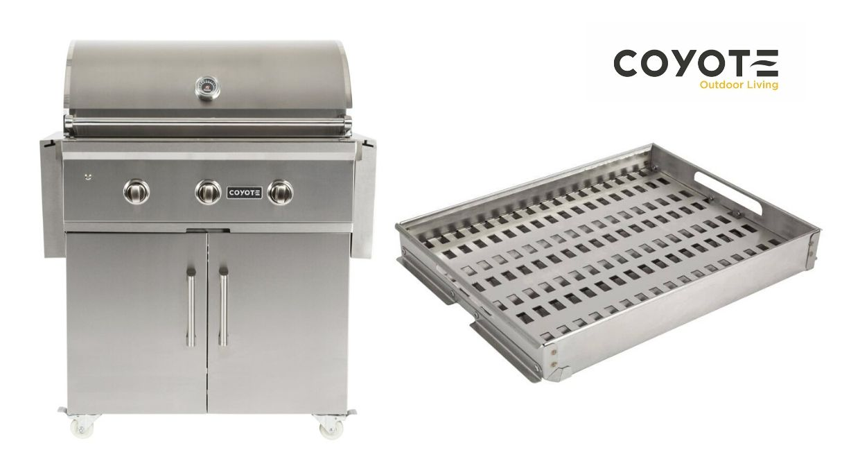Coyote Grill 2020 Review: Affordable Built-In BBQ