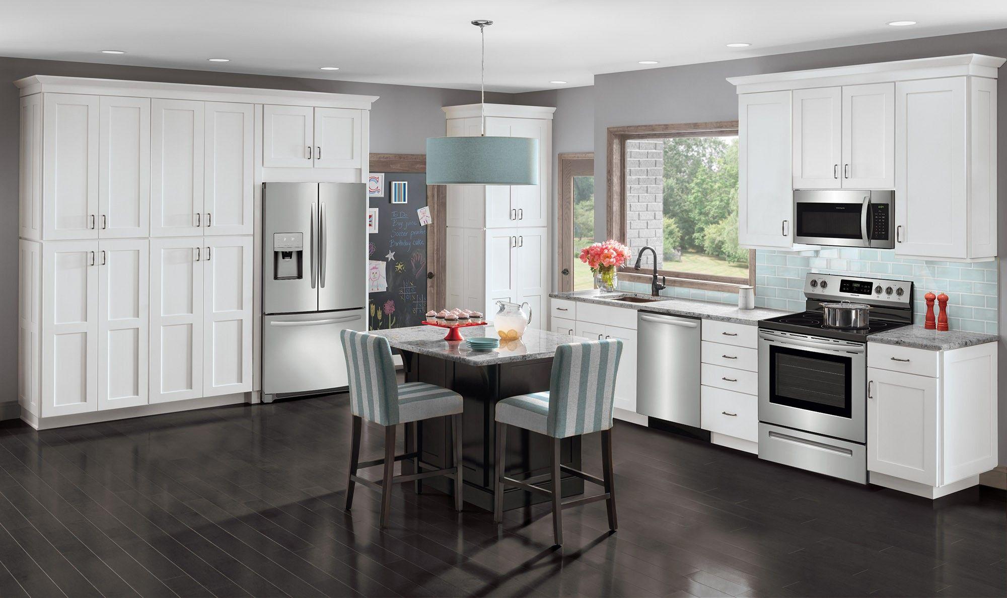 Frigidaire-refrigerator-counter-depth