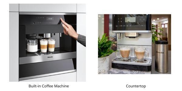Miele Coffee Maker 2 Cups of Coffee