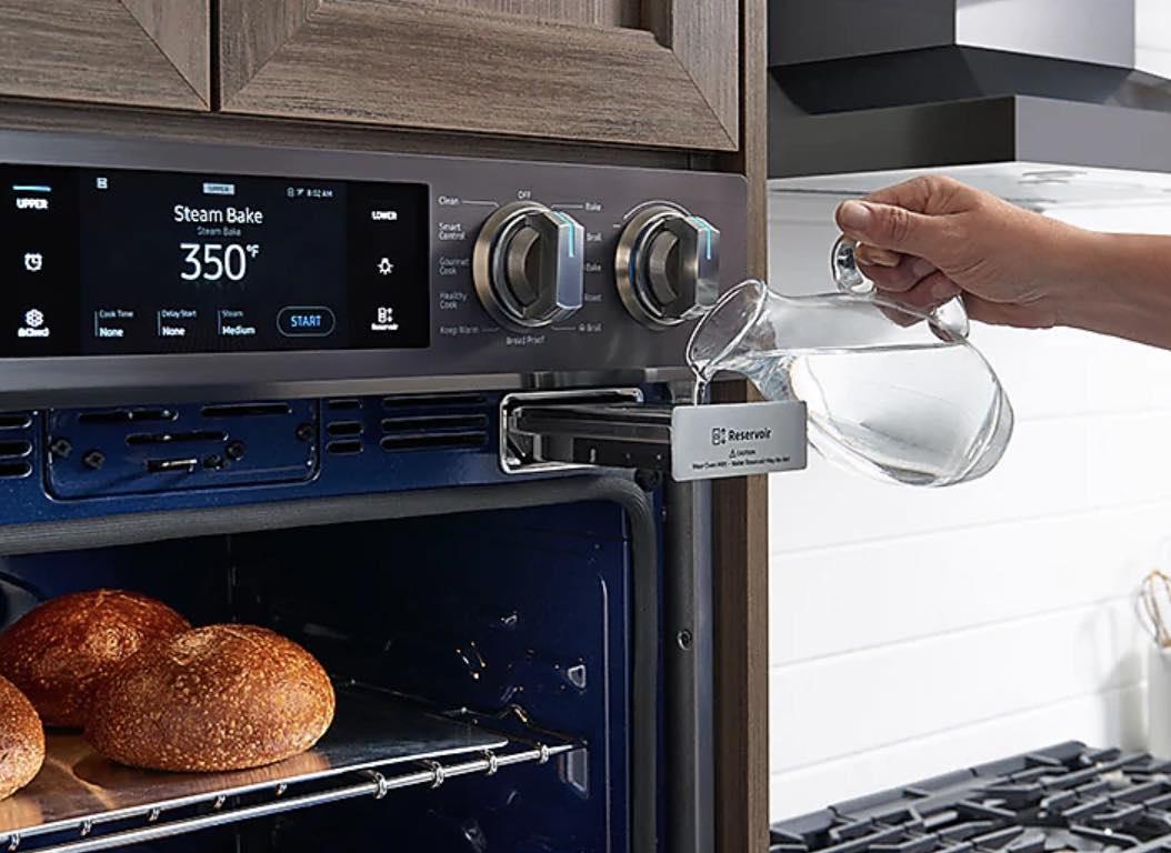 Samsung-Oven-Steam