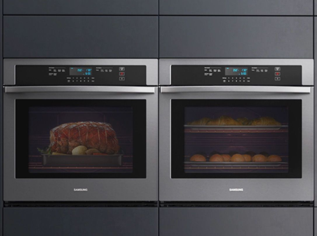 Samsung-Wall-Oven-side-by-side