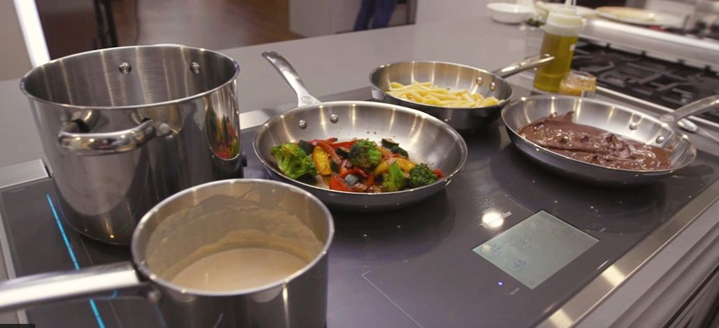 Thermador-Induction-cooktop