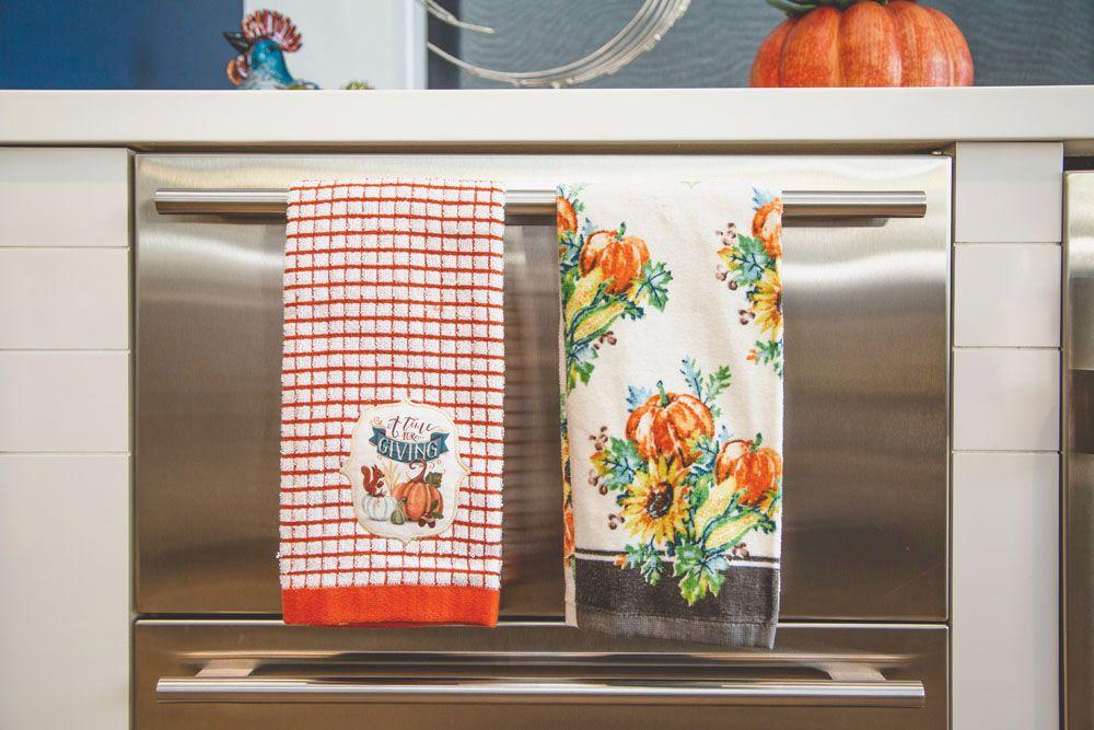 dishwasher door decoration