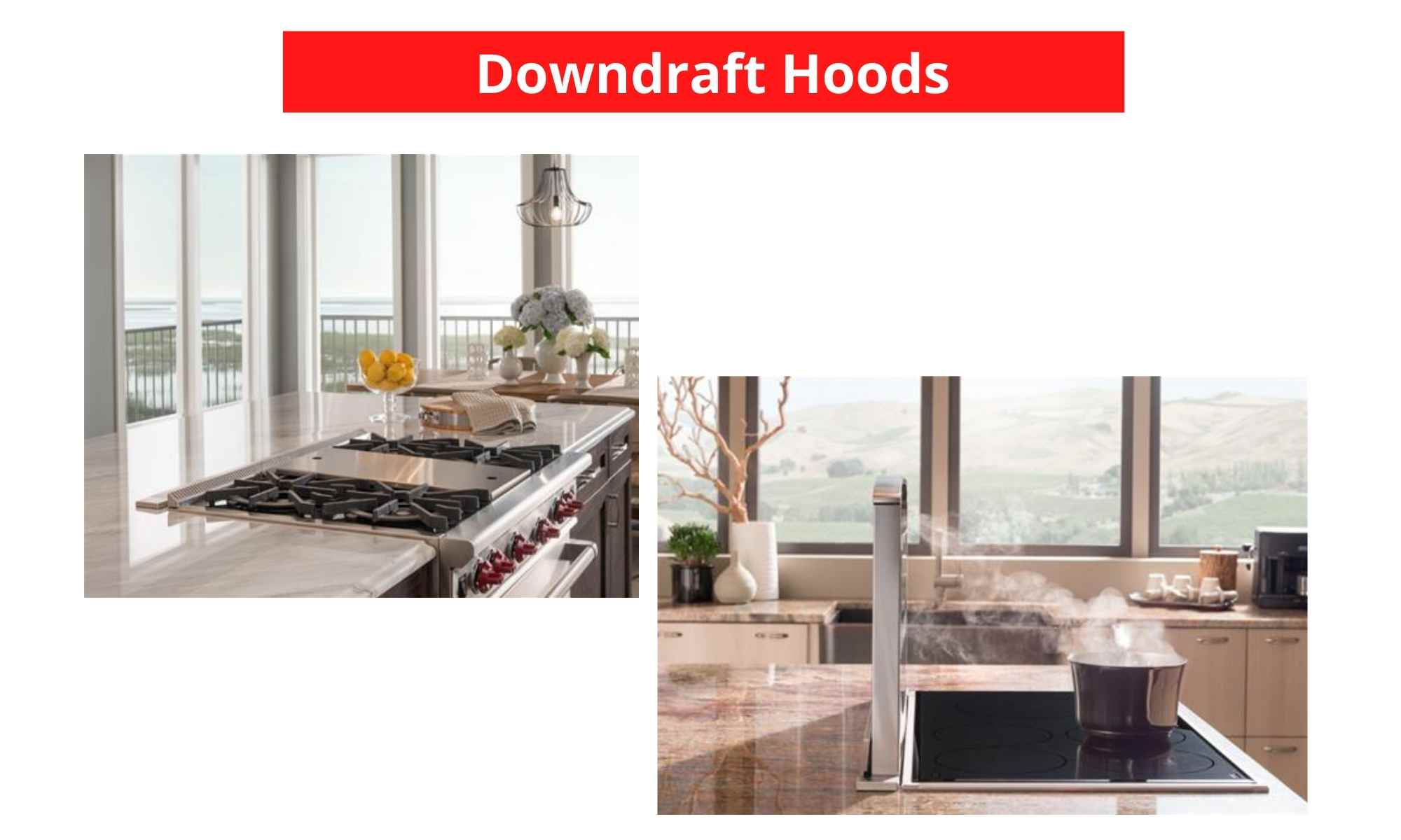 downdraft hood