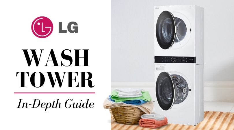 Lg Washtower Is Lg Wash Tower The Right Choice For You