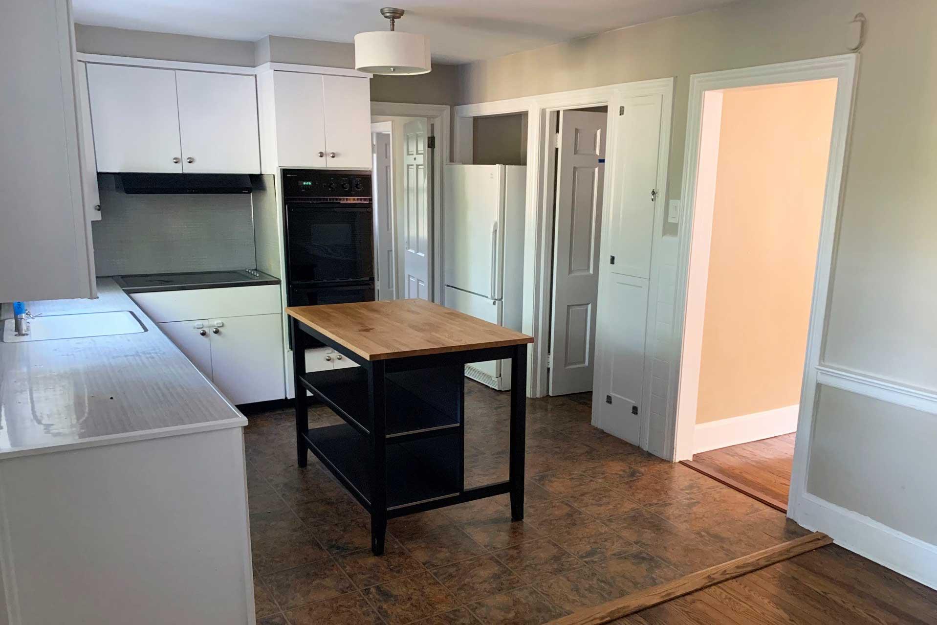 Maplewood NJ kitchen renovation story