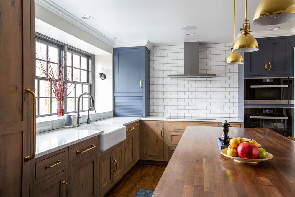 seamless kitchen finishes