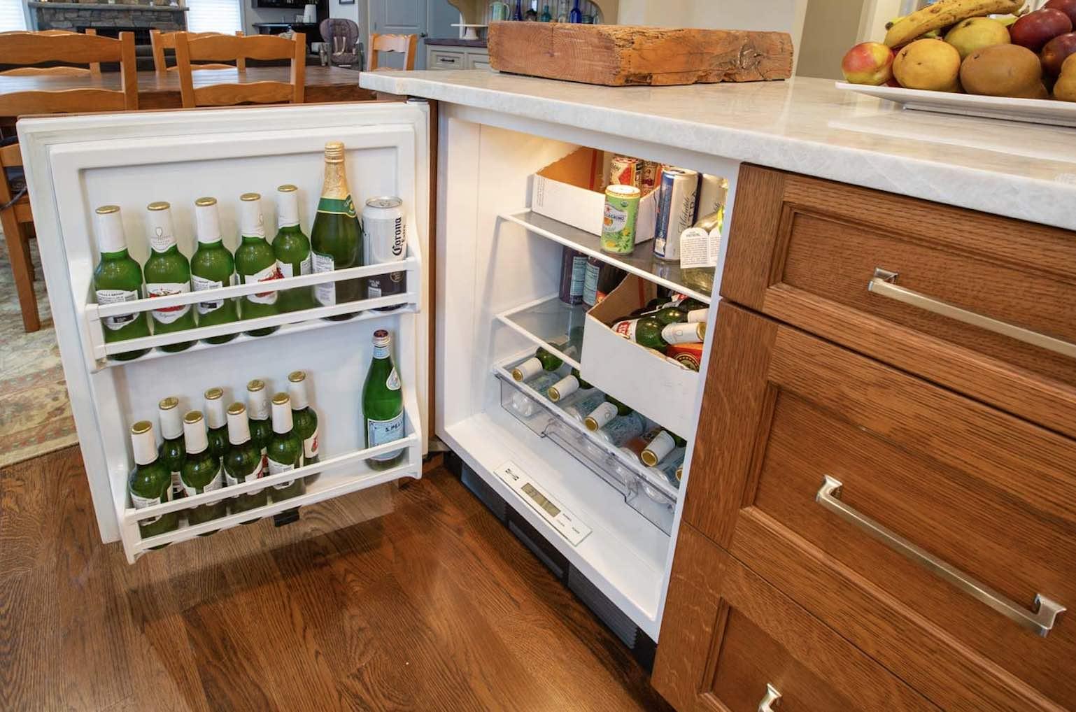 appliance-sizes-undercounter-beverage-cooler