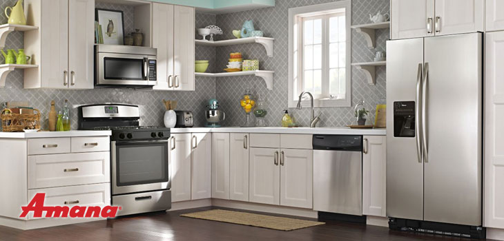 Shop for Amana Appliances - New Jersey & New York
