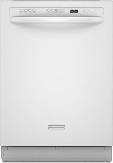 KitchenAid Architect Series II KUDC20CVWH Full Console Dishwasher   White