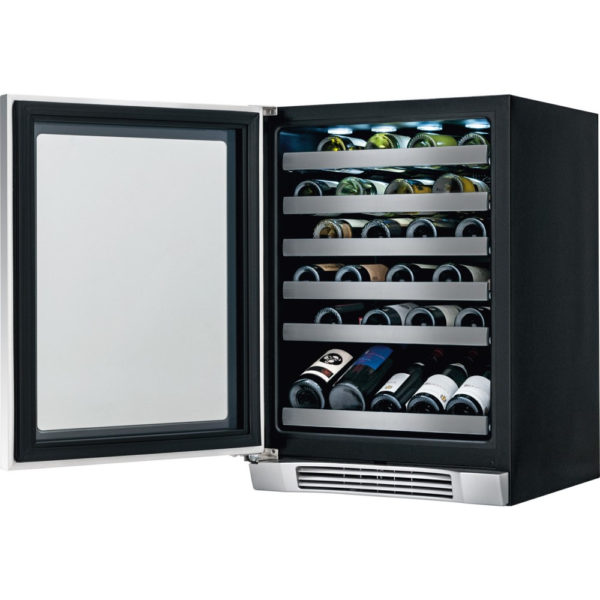 Ei24wl10qs Electrolux 24 Quot Undercounter Wine Cooler 46