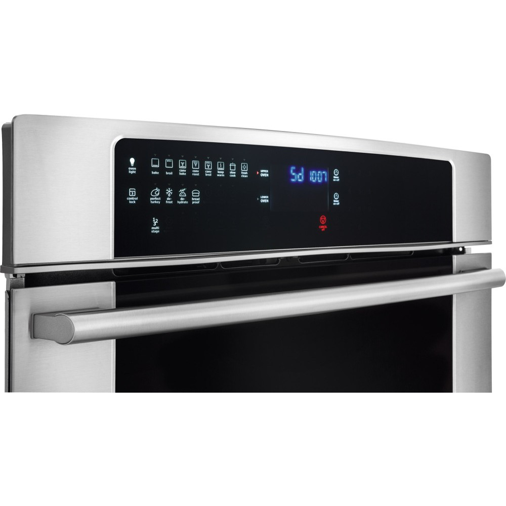 Ew30ew65ps Electrolux Wave Touch 30 Quot Double Wall Oven