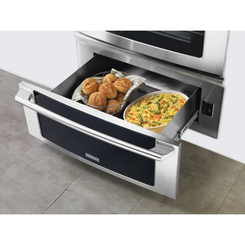 """Kitchen Bread Drawer: Electrolux 30"""" Warming Drawer With 1.6 Cu. Ft"""