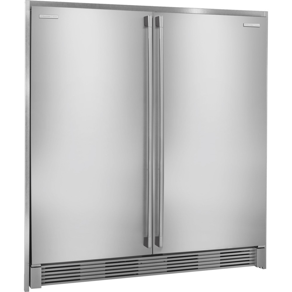 Electrolux icon e32ar85pqs 32 built in all refrigerator for Kitchen set electrolux