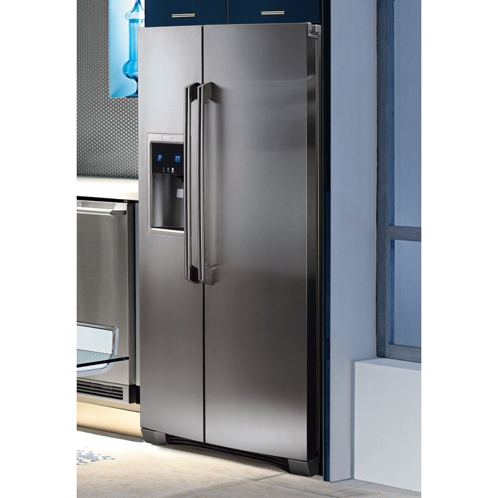 Ew26ss75qs Electrolux Side By Side Refrigerator