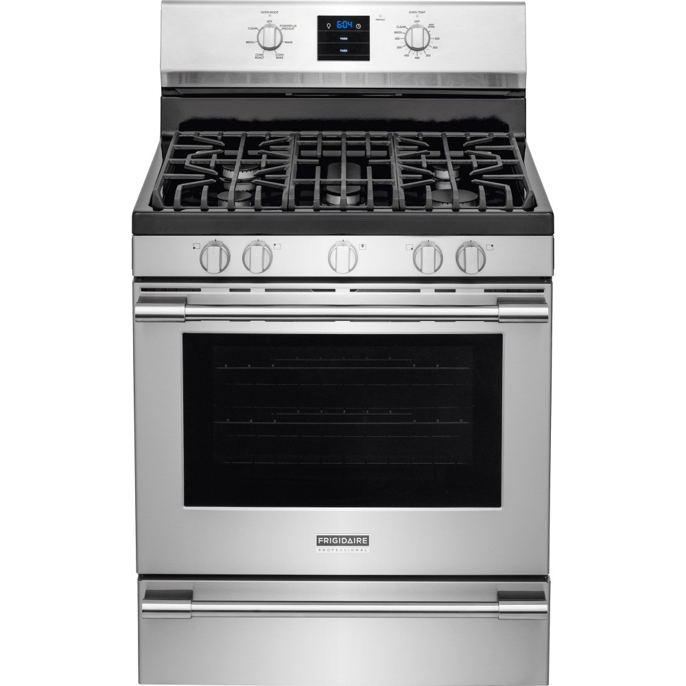 "Thermador Kitchen Package FPGF3077QF | Frigidaire Professional 30"" Gas Range"