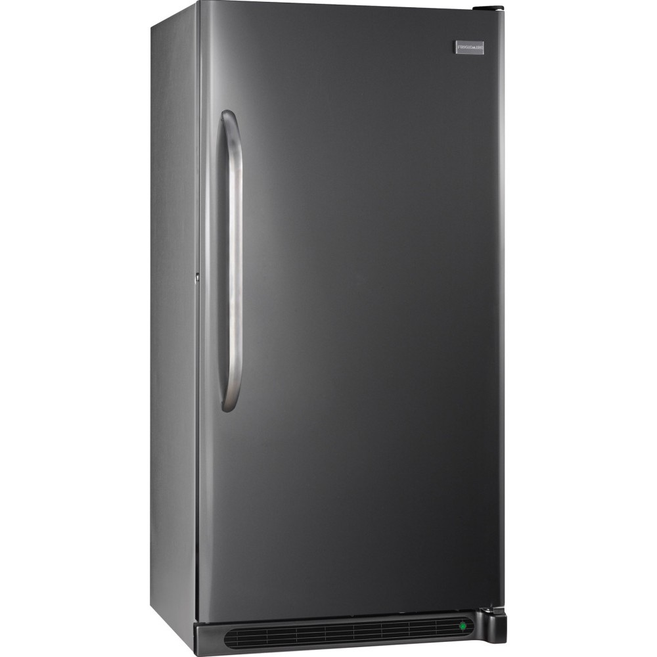 frigidaire fffh17f4qt 34 16 6 cu ft upright freezer. Black Bedroom Furniture Sets. Home Design Ideas