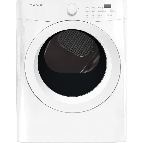 Ffqg5000qw Frigidaire 7 0 Cu Ft Gas Dryer