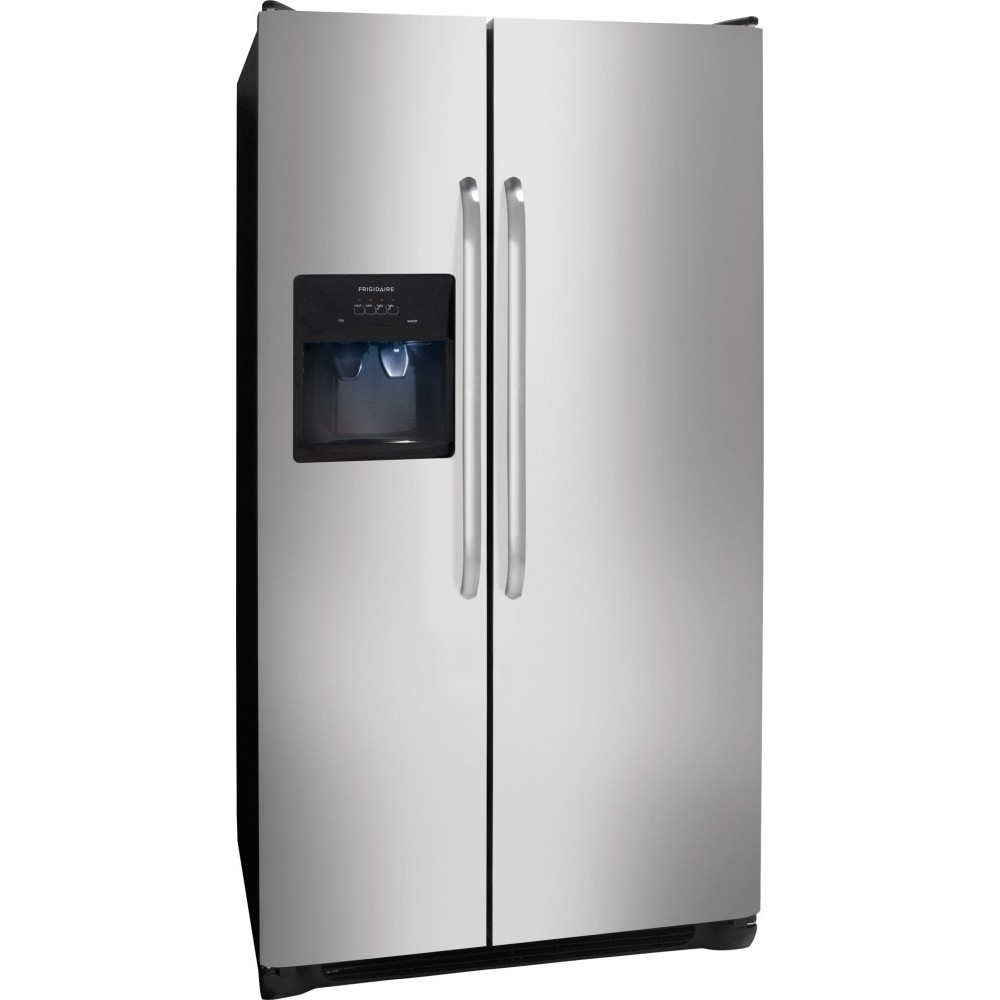 ge kitchen appliances package deals with Frigidaire Ffss2614qs on Ge Cafe Cgs990setss likewise Whirlpool Wrf757sdem together with Electrolux Icon E23bc78ips also Ge Jgs750eefes in addition Lg Lcrt2010bd.