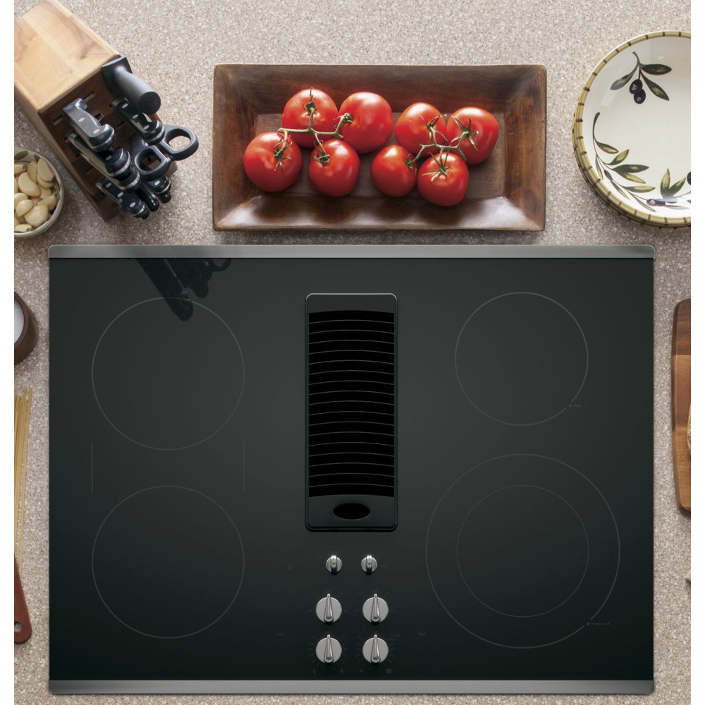 Ge Profile Cooktop ~ Pp sjss ge profile series quot downdraft electric