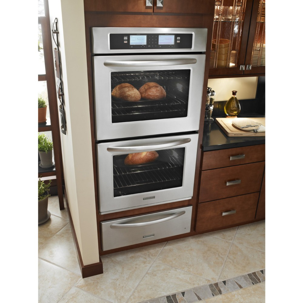 Kitchenaid Kebu208sss 30 Quot Double Steam Assist Electric
