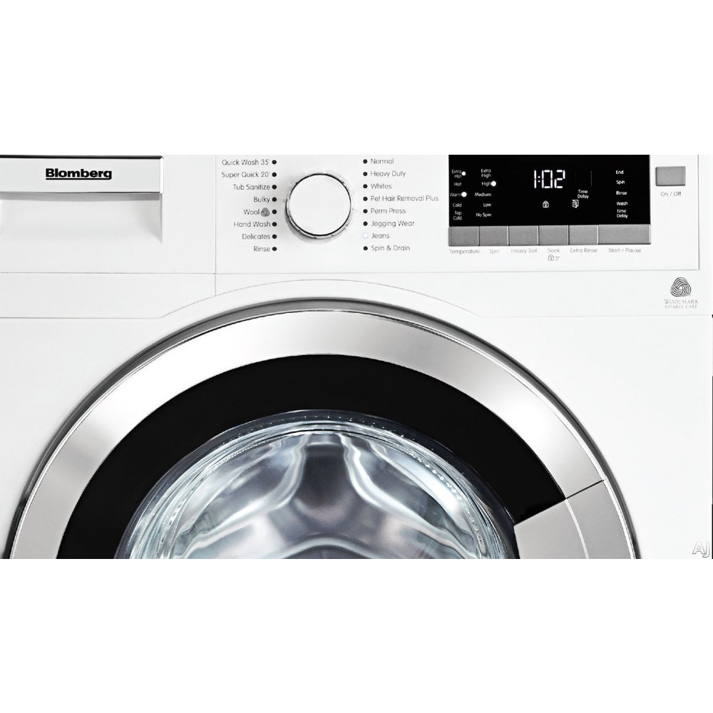 Wm98400sx Blomberg 24 Quot 2 5 Cu Ft Front Load Compact