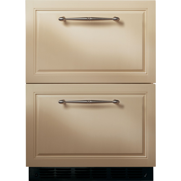 Zidi240hii Monogram Double Drawer Refrigerator Module