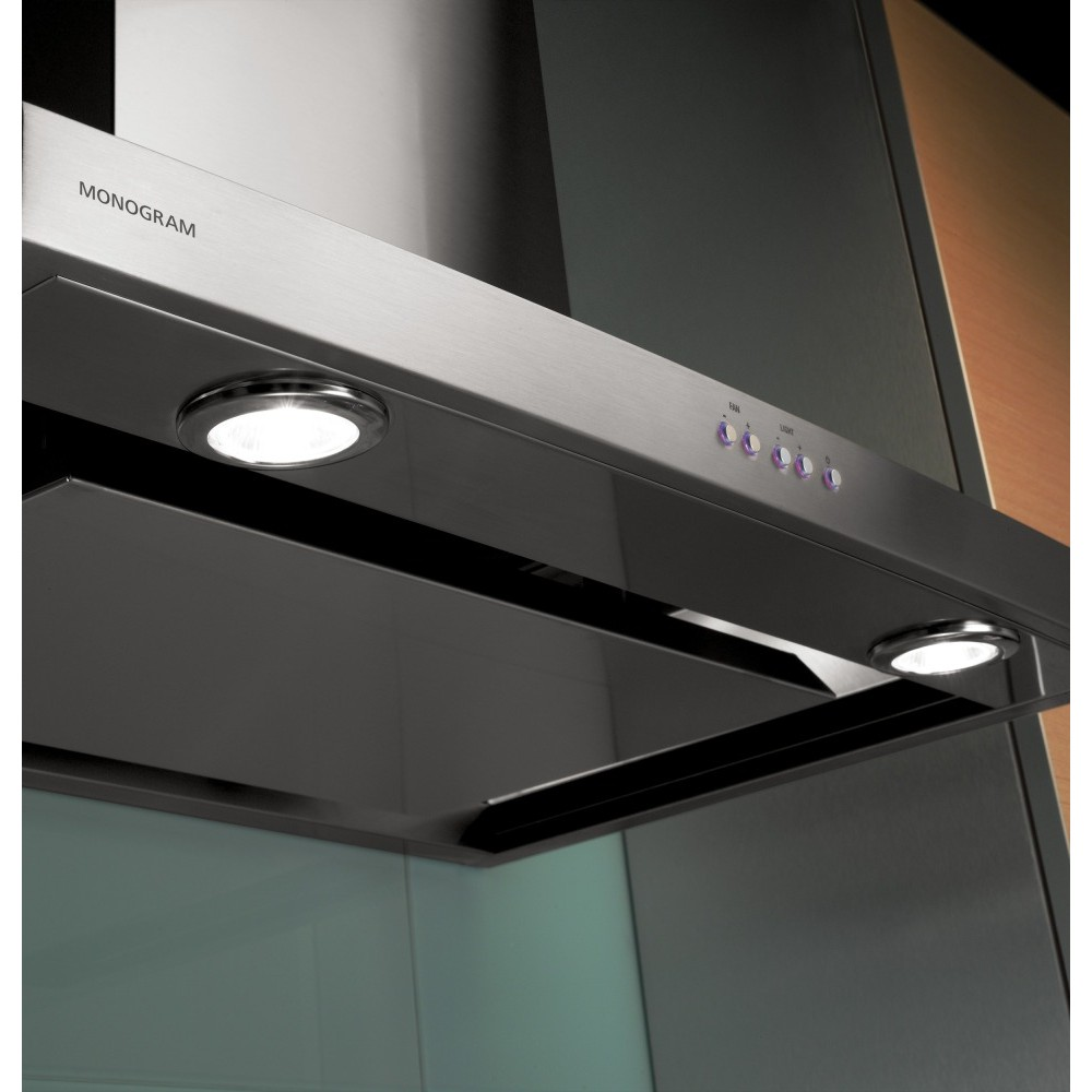 Zv830smss Ge Monogram 30 Quot Wall Mounted Vent Hood