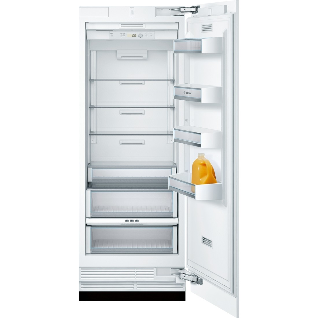 B30ir800sp Bosch Benchmark 30 Quot Built In Refrigerator