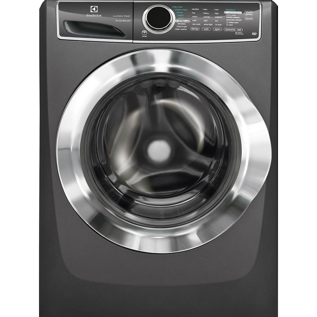 Efls617stt Electrolux Luxcare 27 Quot 4 4 Cu Ft Washer Steam
