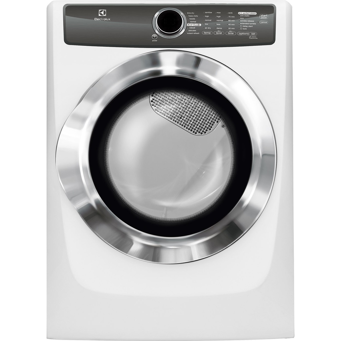 Electrolux efme517siw perfect steam electric dryer Electrolux washer and dryer