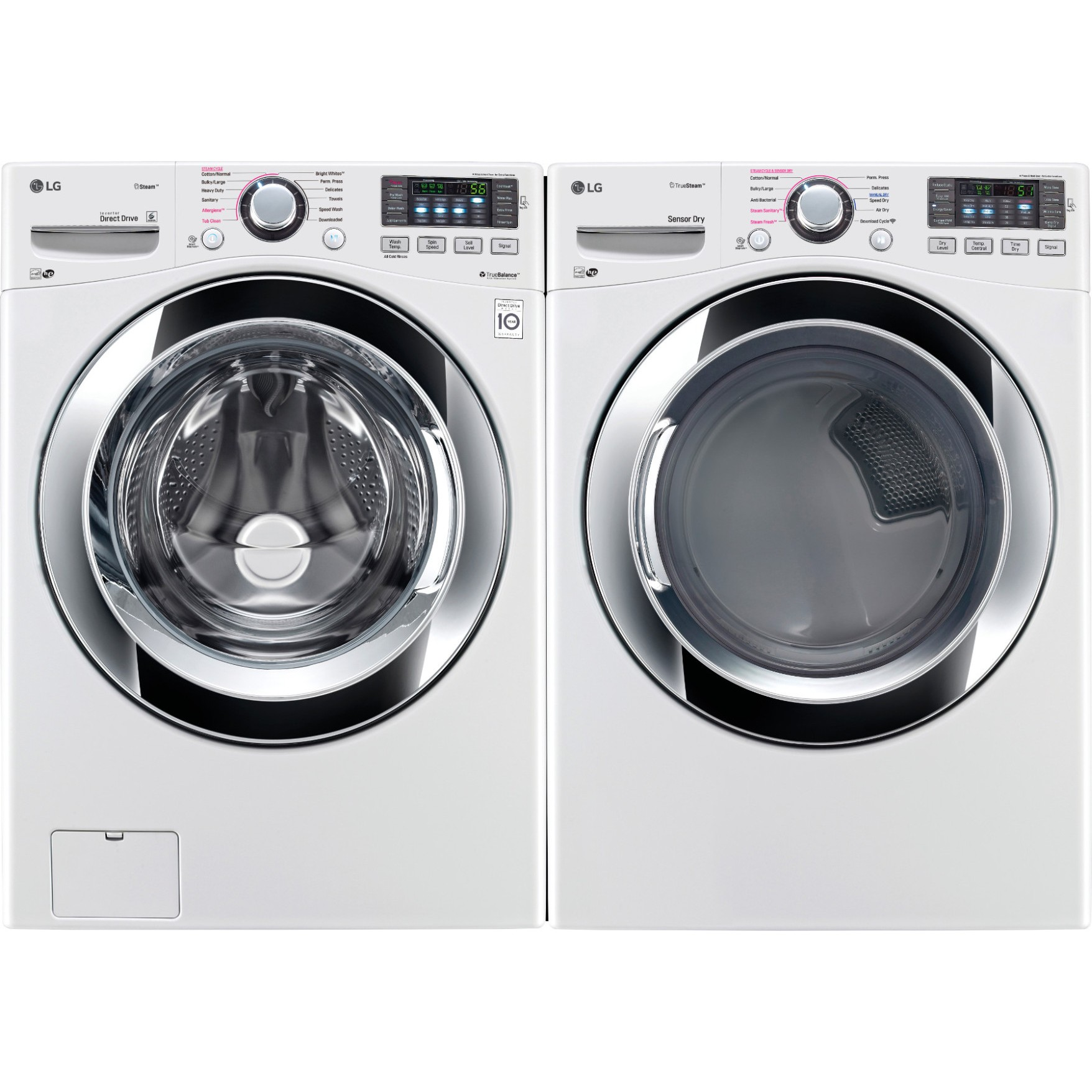 how to clean front load washer and dryer