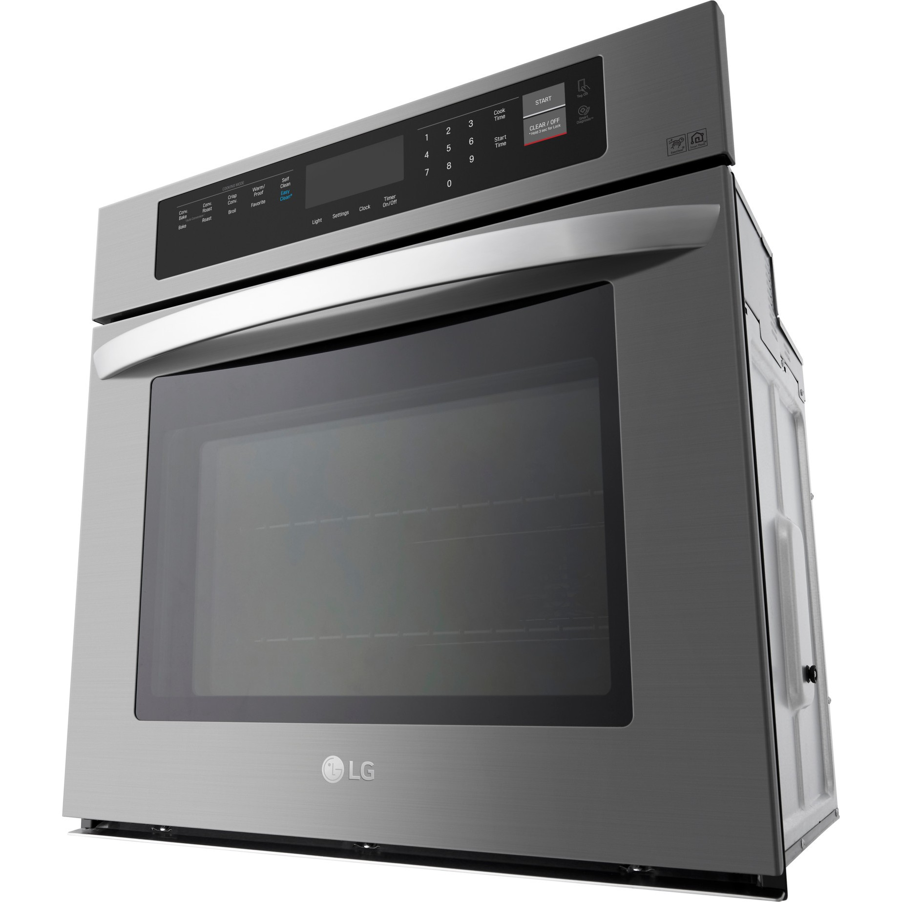 Lws3063bd Lg 30 Quot Single Wall Oven