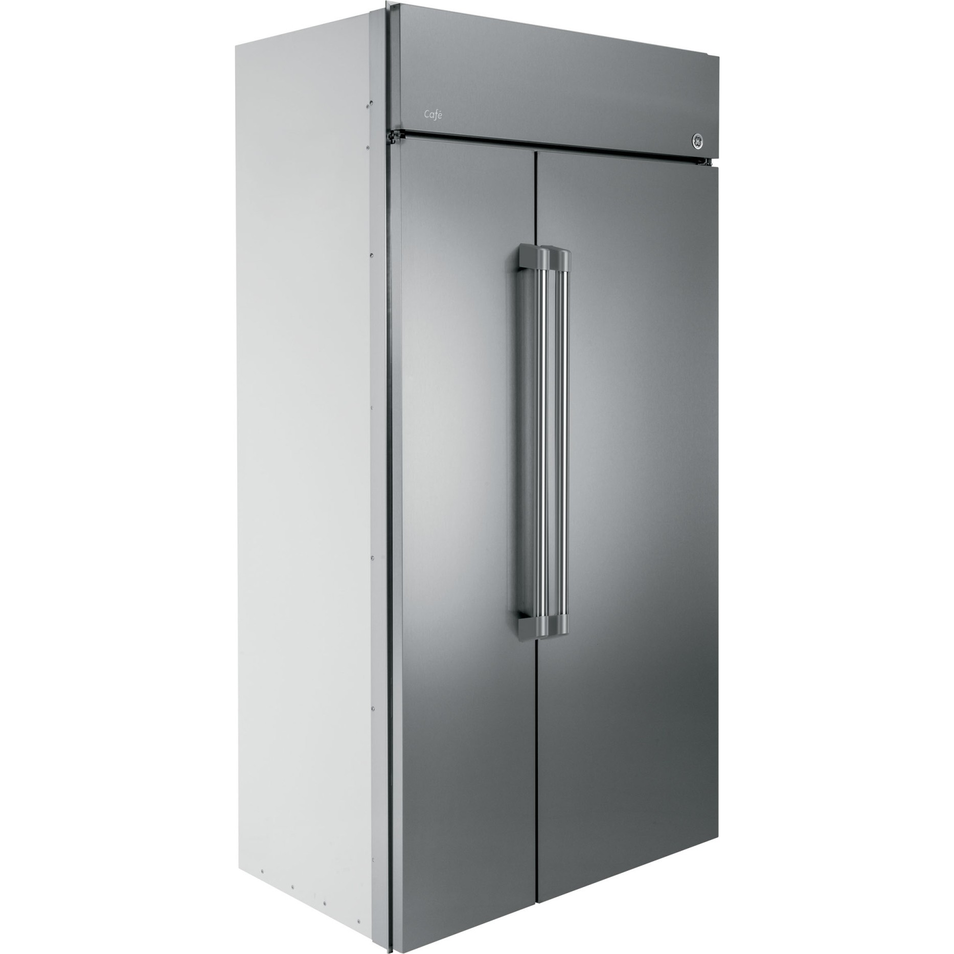 Csb48wskss Ge Cafe 48 Quot Built In Side By Side Refrigerator