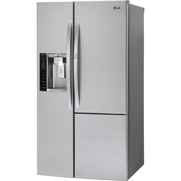 lsxs26386s lg 26 side by side door in door refrigerator. Black Bedroom Furniture Sets. Home Design Ideas