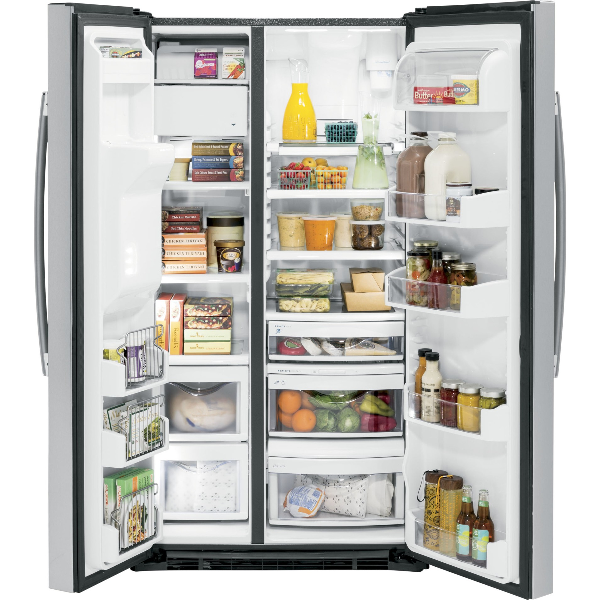 Pzs22mskss Ge Profile Counter Depth Refrigerator