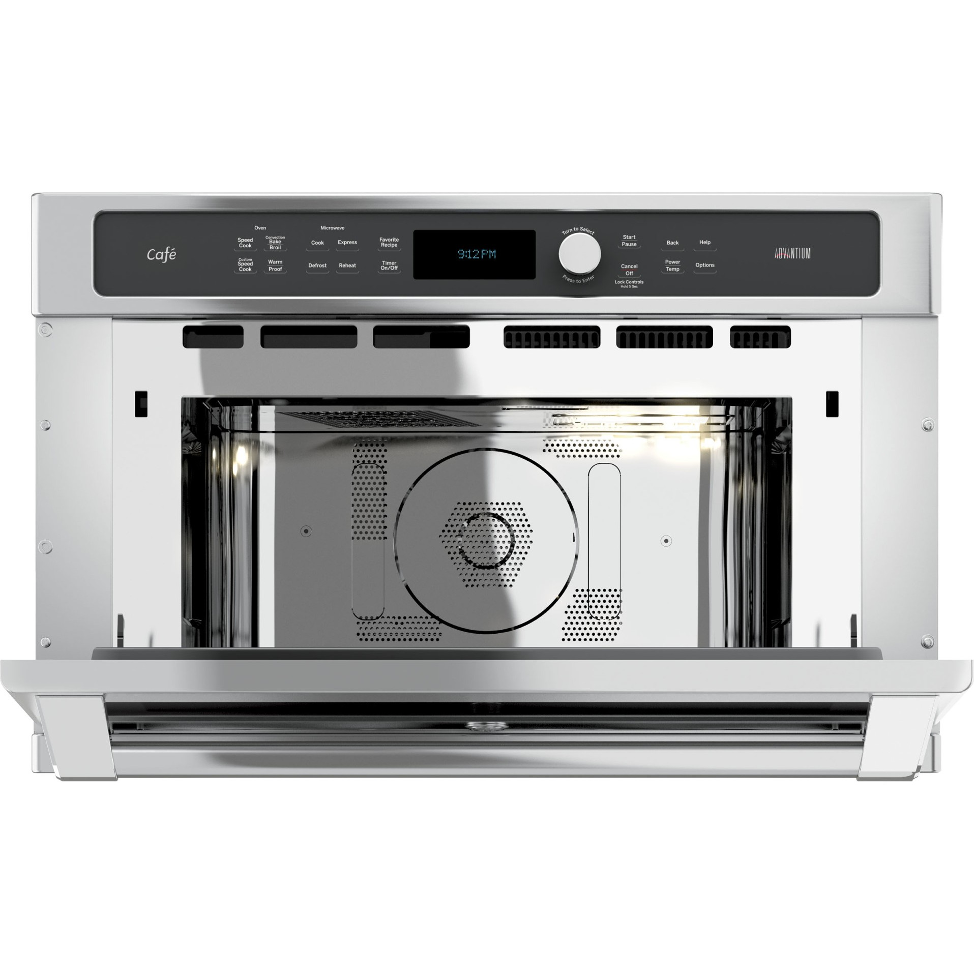 ge cafe microwave ge cafe csb9120sjss 10154