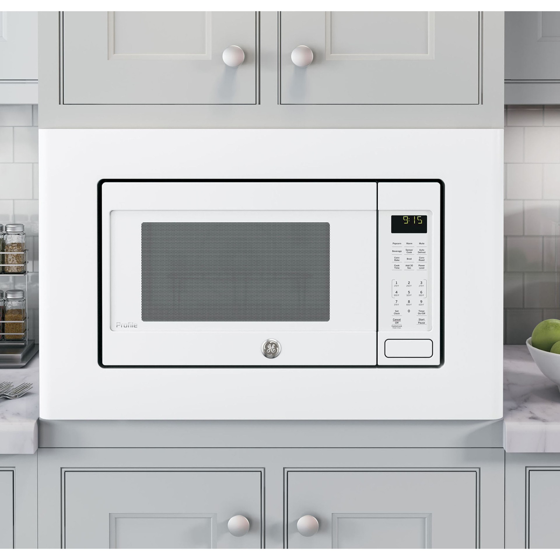 Peb9159djww Ge Profile 1 5 Cu Ft Countertop Or Built